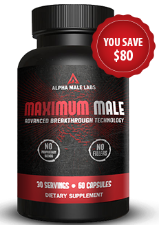 Alpha Male Labs Maximum Male