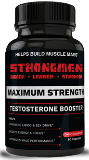 MN Strongmen Testosterone Booster