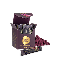 Vinia Red Grape Powder